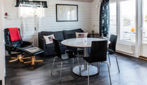 Stuga Måsen - Gröndals camping & Stugor